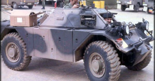 Daimler Ferret Scout Car Mk1 With Images Wwii Vehicles
