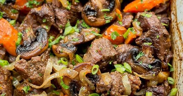 how to make sauteed mushrooms and onions for steak