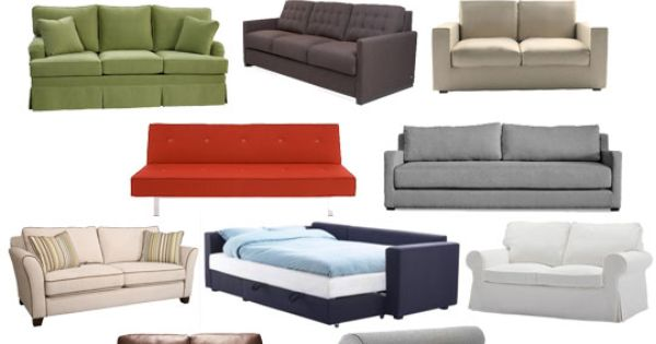 Best Sleeper Sofas & Sofa Beds 2012 Apartment Therapy's Annual Guide -