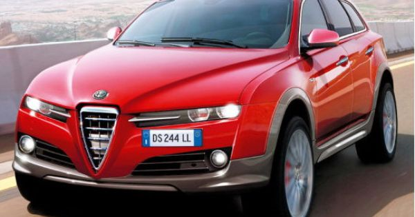 Alfa Romeo Kamal Interior