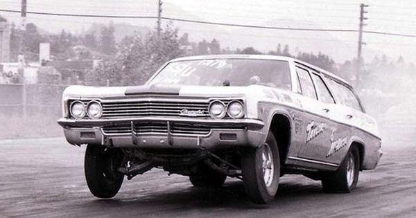 1966 Chevy Impala Wagon 1966 Chevy Impala Chevy Impala Drag