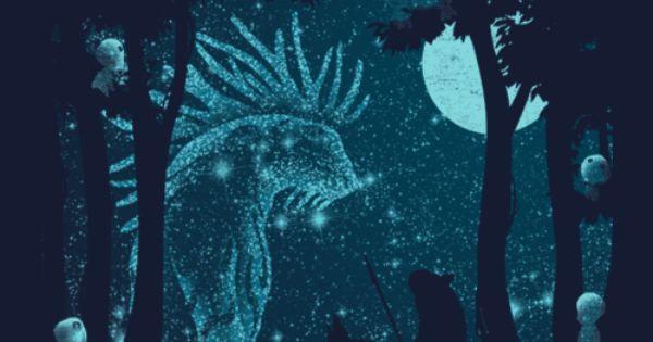 Forest Spirit by filiskun