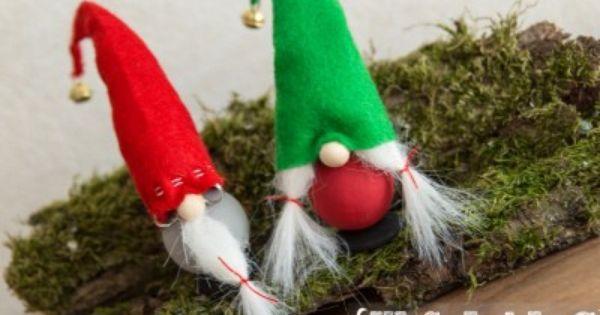weihnachtswichtel basteln diy weihnachtsdeko toll als selbst gemachte weihnachtsdeko inkl freebie schnittmuster fr - Diy Weihnachtsdeko Basteln