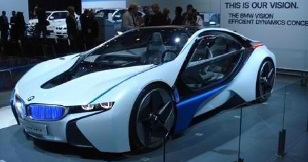 Plug In Hybrid Electric Car Bmw I8 Priced From 135 700 In Usa