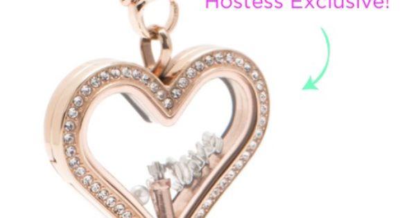 Origami Owl Valentines Day Hostess
