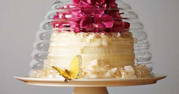Beehive Cake Stand WestElm Awwww! Sweet!