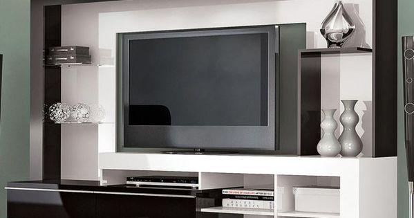 Estante home theater fascino dj moveis muebles - Muebles para dj ...