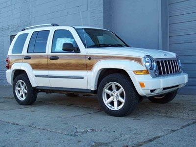 Jeep Liberty Woody Kit Photo Page Automoviles Coches Clasicos