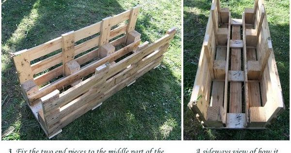 How To Make A Better Strawberry Pallet Planter Could 400 x 300
