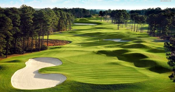 10 Best Golf Course Wallpaper 1920x1080 Full Hd 1080p For Pc Desktop Golf Courses Best Golf Courses Golf