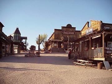 Arizona ghost towns