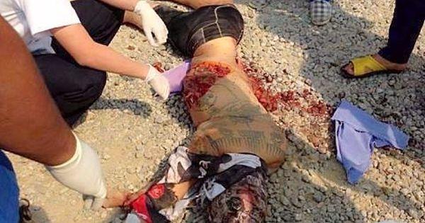 Aaliyah Dead Body Parts