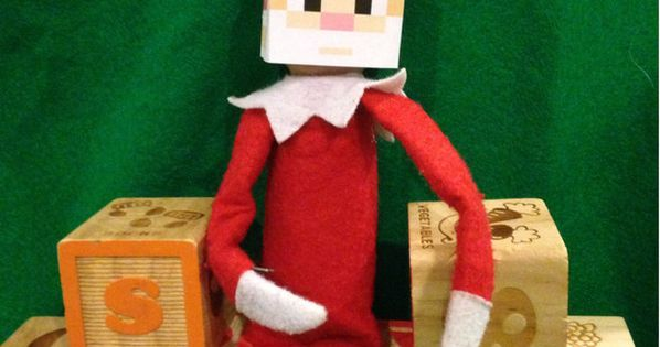 Elf on the shelf, Printables and On the shelf on Pinterest