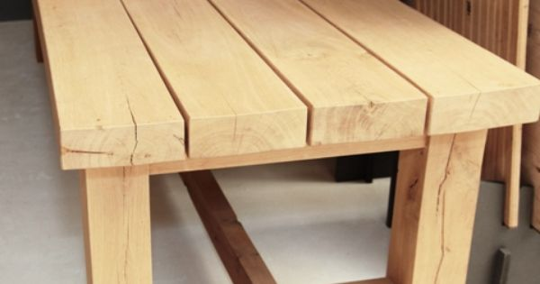kloostertafel 300x98x78 : oude tafels : Pinterest : Products and Html