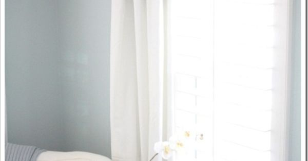 Want to do this with my fabric - curtains & matching pillows!! Curtains Pinterest At the ...