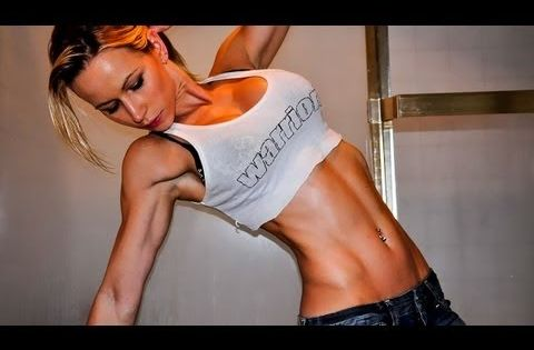 Zuzana Light. Love her workouts!