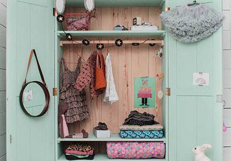 Trucos de almacenaje para habitaciones infantiles - Armarios para almacenaje ...