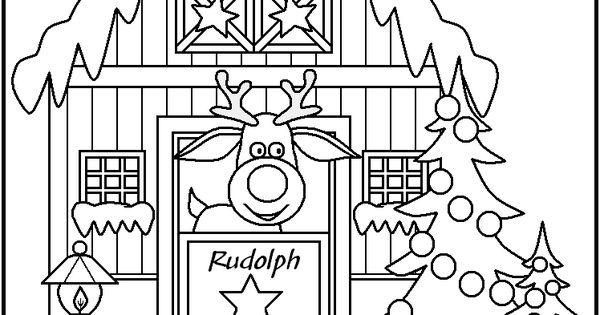 christmas rudolf the redness reindeer  rudolf das