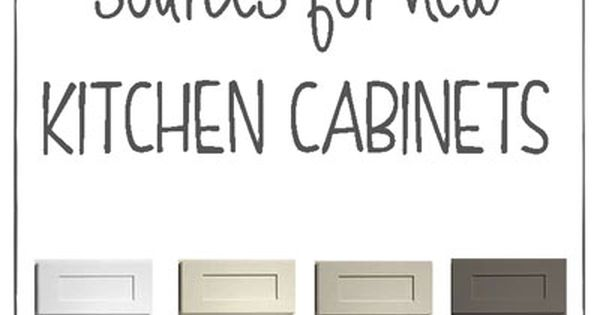 we didn 39 t have a lot of money to spend on our kitchen renovation so we figured out the best. Black Bedroom Furniture Sets. Home Design Ideas
