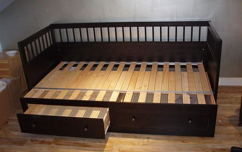Ikea Hemnes Daybed By Flatpackbuilder Via Flickr