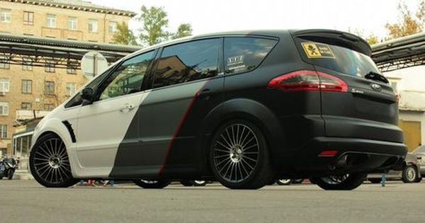 Ford S Max White Pike Avtomobili