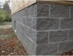 Poured Concrete Vs Block Walls Mobile Home Skirting Concrete Block Foundation Concrete Basement Walls