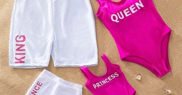 Separa Tu Ropa De Bano Para Este 10 De Enero Conjuntos Lo Puedes Pedir Mama Hija Mama En 2020 Trajes De Bano Para Bebes Trajes Familiares Trajes De Bikini
