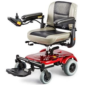 Ez Go Travel Power Chair 1 574 00 At Spinlife Com With Images