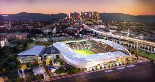 Gallery Of Paris And Los Angeles Selected As 2024 And 2028 Olympic Hosts 8 Los Angeles Football Club Olympics Sport Park