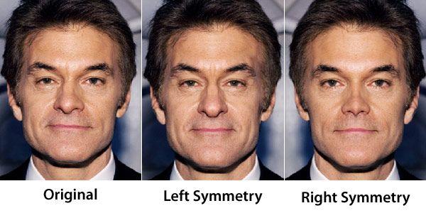 Face Symmetry Of Celebrities Face Symmetry Face Celebrity Faces