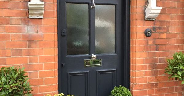 Best Farrow And Ball Railings Front Door Modern Country Style The Best Grey Paint Click Through For 400 x 300