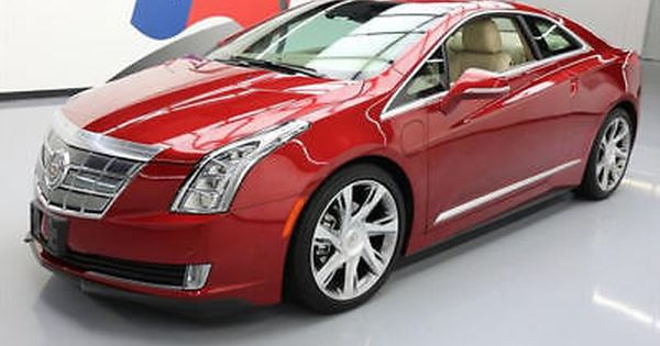 Pin On Cadillac Elr