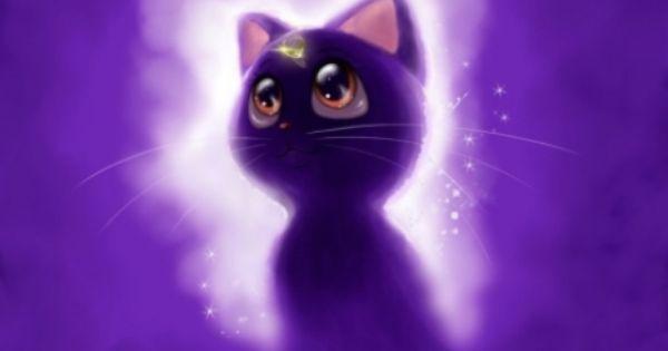 Luna HD Desktop Wallpaper | fantasy animals | Pinterest ...
