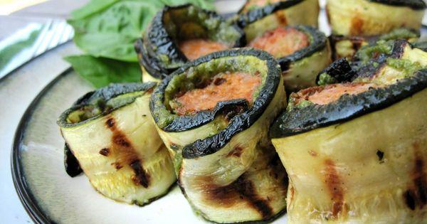 Zucchini Rollups