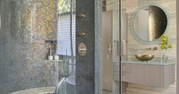 Mosa Que Salle De Bain Pour Un D Cor Mural Exceptionnel Design Peintures Murales Et F Tes