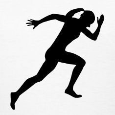 Free Track And Field Clipart 3 Clipartix Silhouette Clip Art Clip Art Silhouette