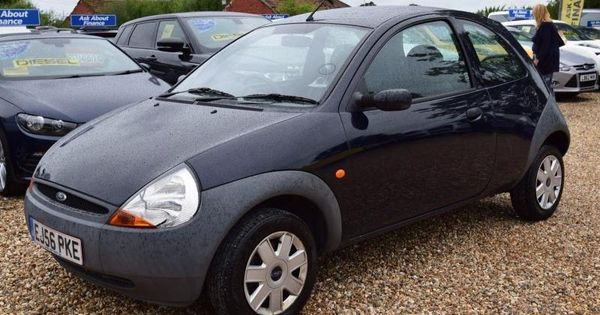 Car For Sale 2006 Ford Ka 1 3 Full Ford History Cars For