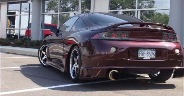1999 Mitsubishi Eclipse Mitsubishi Eclipse Dream Cars Mitsubishi