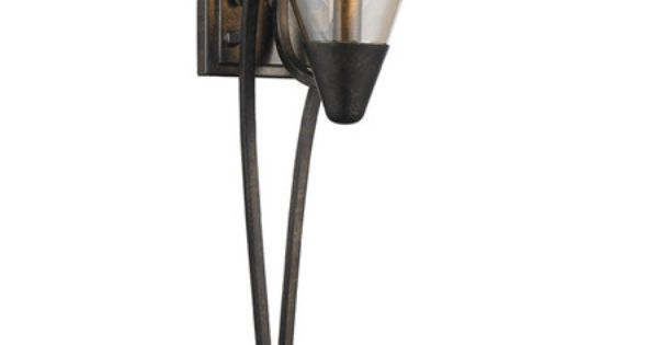 Emerson Wall Sconce at Joss & Main My ideal decor Pinterest Wall sconces, Glass shades and ...
