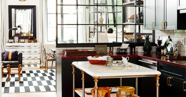 5 ideas to steal from nate berkus s kitchen designs nate Nate berkus kitchen design