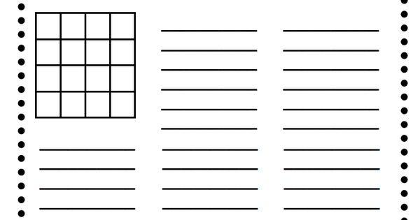 Boggle Sheet wordwork