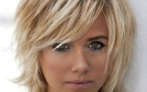 try hair styles 20 layered hairstyles that will brighten up your look 6431