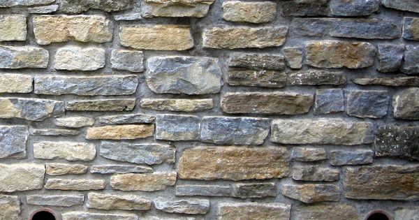 Cut Fieldstone Wall : Walls we build morarted with local natural