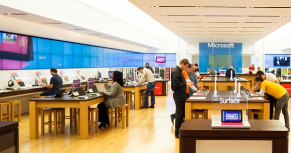 microsoft stores around the country are offering classes