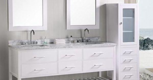 Cape Cod Style Bathroom Vanities A Few Options To Make The Style