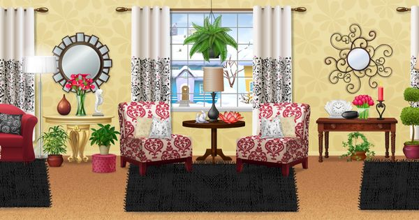 Cream And Burgundy Living Room Pet City Room 39 S