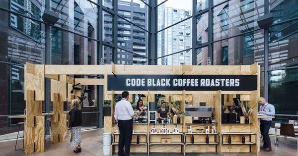 Code black melbourne international coffee expo
