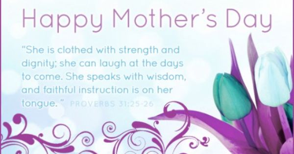 Christmas Bible Verses For Cards Kids Kjv Daughter And: Mother's Day Scripture Verses