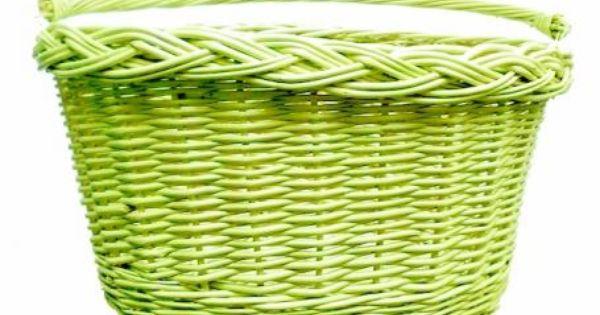Koszyk Na Rower Laundry Basket Wicker Laundry Basket Wicker