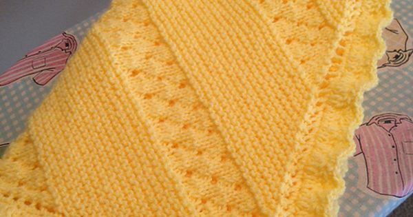 Ravelry: Project Gallery for Treasured Heirloom Baby Blanket pattern by Lion ...